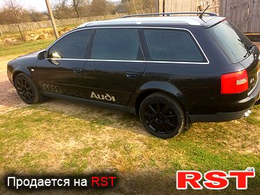 AUDI A6 С5, обмен 2002