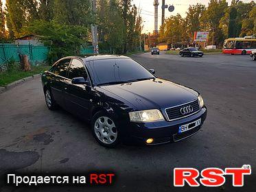 AUDI A6 , обмен 2003