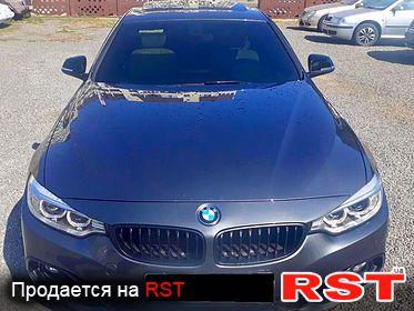 BMW 4-series 435 I 2014