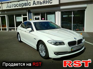 BMW 5-series 520d 2012