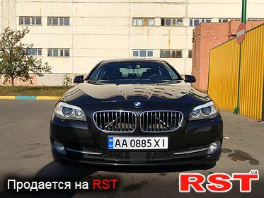BMW 5-series XI 2013