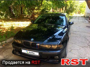 BMW 5-series , обмен 1999