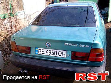 BMW 5-series , обмен 1993