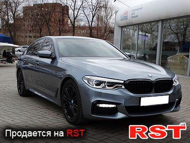 BMW 5-series 530 2016