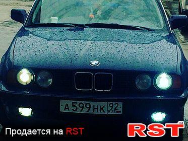 BMW 5-series , обмен 1989