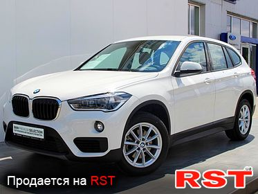 BMW X1 sDrive18i F48 Trade in 2018