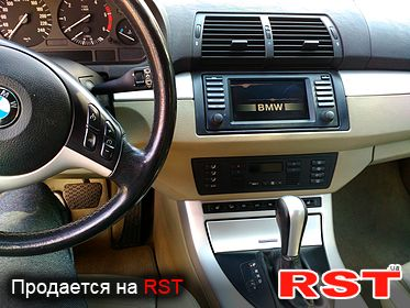 BMW X5 , обмен 2003