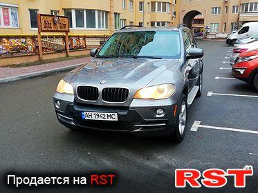 BMW X5 , обмен 2008