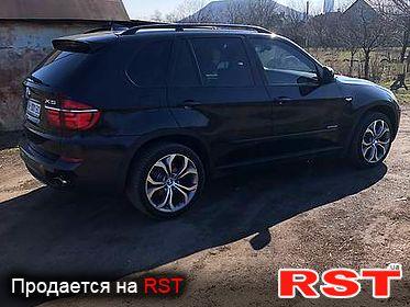 BMW X5 Е70, обмен 2010