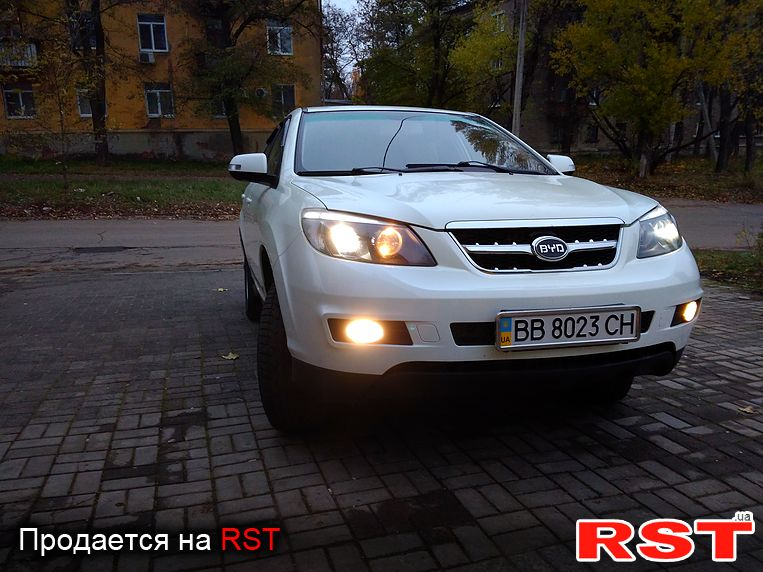 7c5be6c0428f автофото объявления  продаю BYD S6 10000, автомобиль 2012 года выпуска, г.  Константиновка