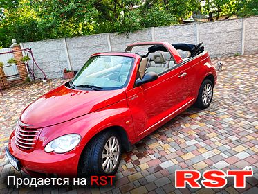 CHRYSLER PT Cruiser , обмен 2007