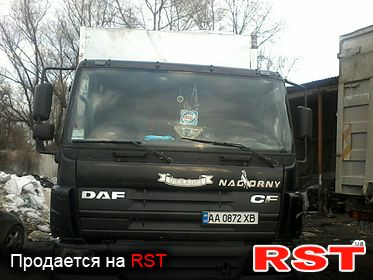 DAF CF  2002
