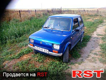 FIAT 126 , обмен 1985