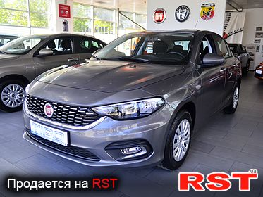 FIAT Tipo Mid+ 2019