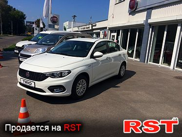 FIAT Tipo Mid + 2019
