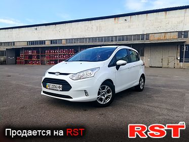 FORD B-Max Trend 2013