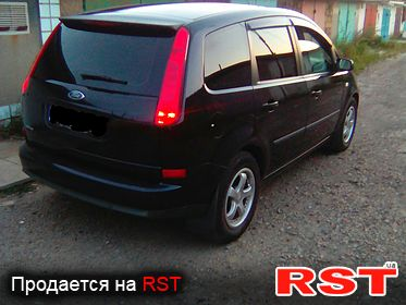 ford c-max 215/65/16