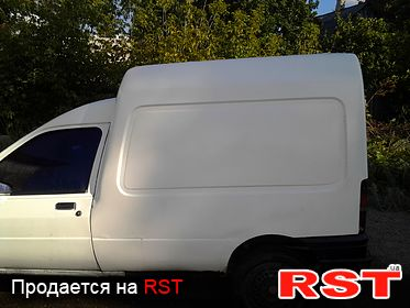 FORD Courier , обмен 1992