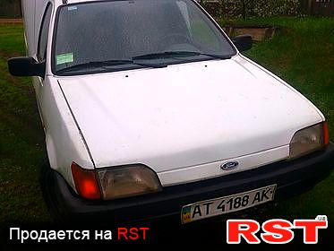 FORD Courier , обмен 2005