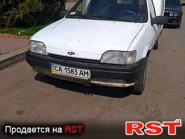 FORD Courier , обмен 1994