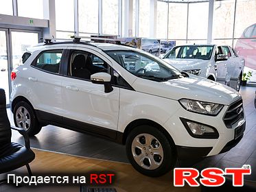 FORD EcoSport Trend Plus 2018