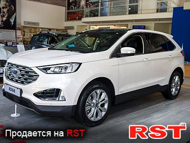FORD Edge LUX 2019