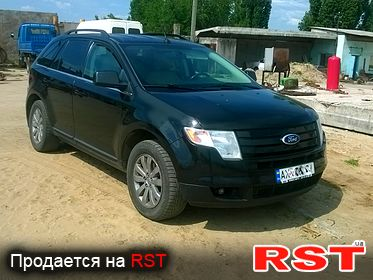FORD Edge limited, обмен 2008
