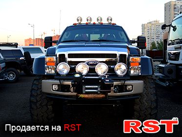 FORD F-350 SuperDuty, обмен 2007