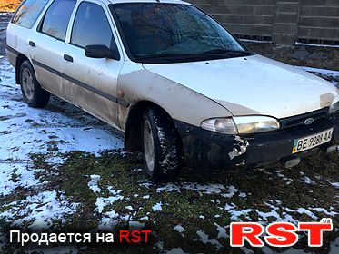 FORD Mondeo , обмен 1993