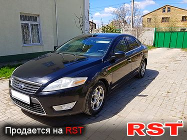 FORD Mondeo , обмен 2007