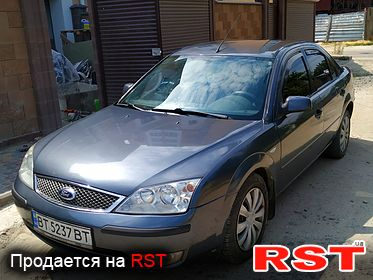 FORD Mondeo , обмен 2003