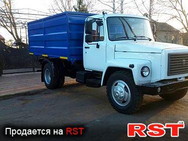 ГАЗ 3309  2013