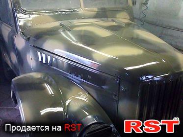 ГАЗ 69 , обмен 1975