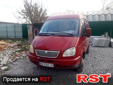 ГАЗ Газель 2705 2008