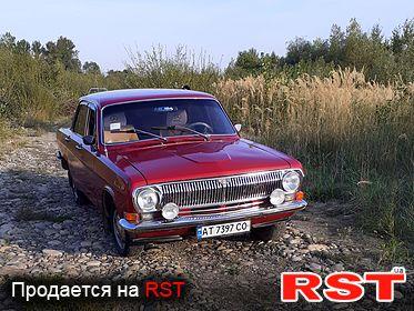 ГАЗ Волга 2401 1971