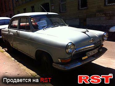 ГАЗ Волга  1965