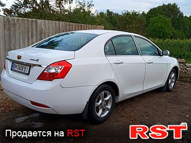 GEELY Emgrand-7  2014