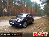 GEELY Emgrand-X7
