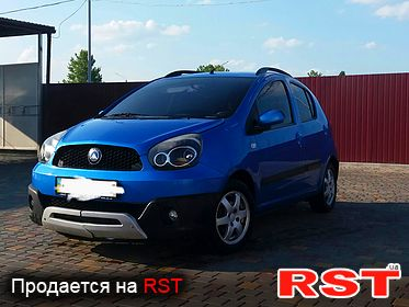 GEELY LC , обмен 2014