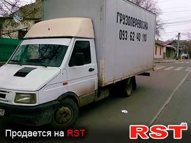IVECO Daily Turbo, обмен 2002