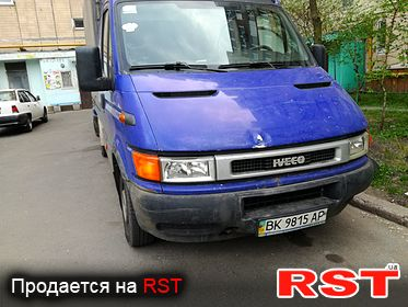 IVECO Daily 35s11, обмен 2003