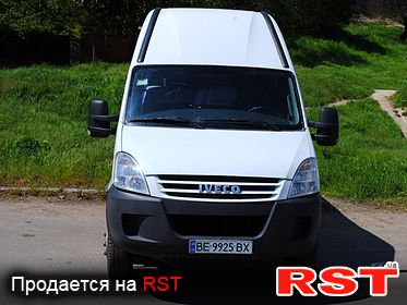 IVECO Daily Макси, обмен 2007