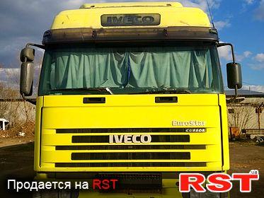 IVECO Magirus CUrsor10, обмен 2001