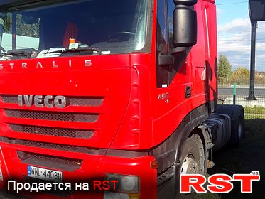 IVECO Stralis AS440S45 2008
