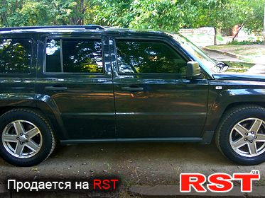 JEEP Patriot , обмен 2008