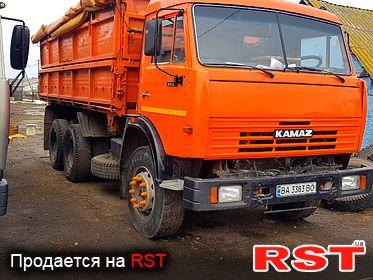 КАМАЗ 45143  2007