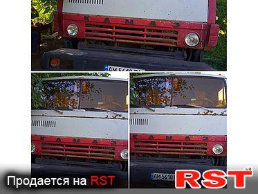 КАМАЗ 5320  1993