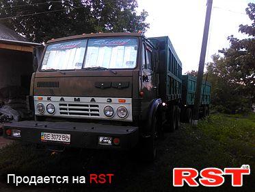КАМАЗ 5320  1984