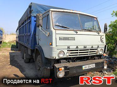 КАМАЗ 5320 , обмен 1990