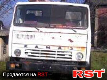 КАМАЗ 53213  1989